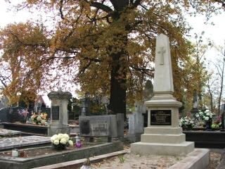 Odrestaurowany nagrobek ks. Jana Leszczyńskiego
