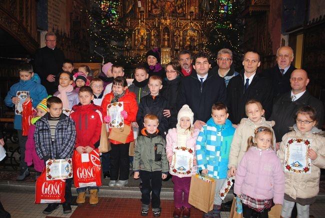 Konkurs szopek w sanktuarium Matki Bożej Szkaplerznej w Rozwadowie